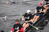 University of Pennsylvania races in the Head of Charles Regatta