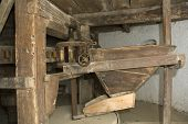 Old Windmill Inside