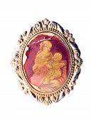 old Catholic icon