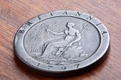 British Cartwheel Penny