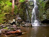 Cataratas del fantasma en Victoria Australia