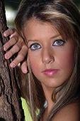Face close-up 1