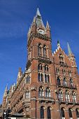 Grand Midland Hotel & Kings Cross Station