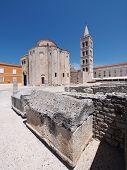 Church Of St. Donat In Zadar, Croatia