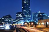 stock photo of the united states america  - Buckhead is the uptown district of Atlanta - JPG