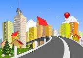 Vector City - Summer