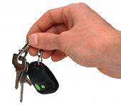 Auto Keys In Hand