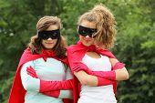 Super Heros Team