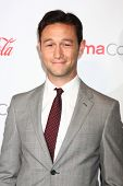 LAS VEGAS - 18 de abril: Joseph Gordon-Levitt, na sala de imprensa CinemaCon grande Scrren Achievement Awards