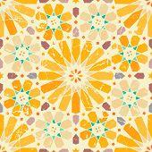 Alte arabische seamless pattern