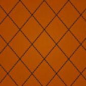 Stitched leather background - eps10
