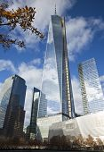 Freedom Tower In Final Phase Of Construction
