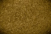 Close Up Flaxseed Linseed Brown Food Background Texture