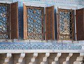 Harem Windows at Topkapi