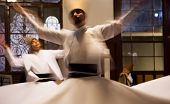 Whirling Dervishes in a Trance
