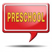 stock photo of playgroup  - preschool education kindergarten nursery school or playgroup - JPG