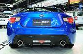 Bkk - Nov 28: Subaru Brz 2.0I, Supercar Or Sport Car, On Display At Thailand International Motor Exp