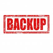 Backup-stamp