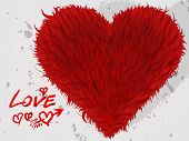 Furry Heart poster