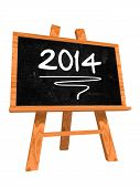 New Year 2014 On Blackboard