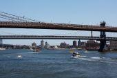 Under The Broklyn Bridge
