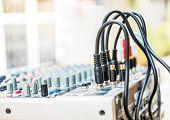 Sound Mixer Control
