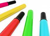 multicolor markers