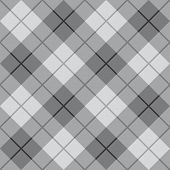 Bias Plaid in Grey