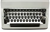 Typewriter Keyboard Backlit