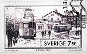 Kiruna Stamp
