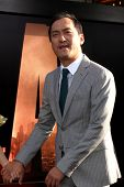 LOS ANGELES - MAY 8:  Ken Watanabe at the