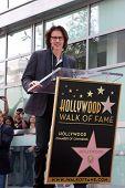 LOS ANGELES - MAY 9:  Rick Springfield at the Rick Springfield Hollywood Walk of Fame Star Ceremony at Hollywood Blvd on May 9, 2014 in Los Angeles, CA