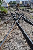 Junction Railway Train Day
