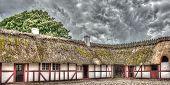 image of shooting-range  - Old scandinavian farm shoot in high dynamic range - JPG