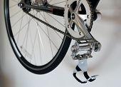 Bicycle Pedal Detail