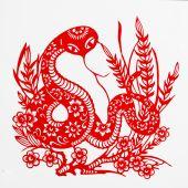 Постер, плакат: змея
