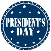 President's Day-label