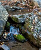 Falling Waters Cascades
