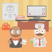Medicine doctor disease treatment