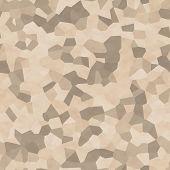 Seamless galvanized metal sheet - computer generated texture