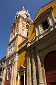 Cathedral Of Cartagena De Indias