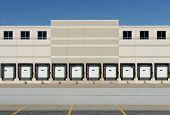 Trucking loading docks
