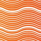 Waves lines background. Abstract stripes.