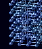 Nanoparticle Grid Vertical