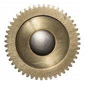 image of cogwheel  - Machine gear - JPG