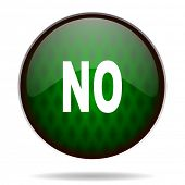 no green internet icon