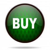 buy green internet icon