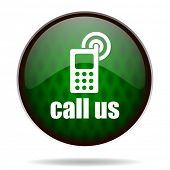 call us green internet icon