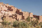 Casbah Of Ait Benhaddou, Morocco
