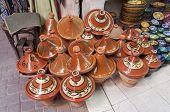 Traditional Moroccan Pottery
